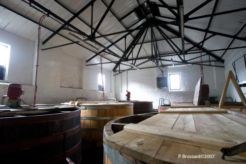 Springbank washbacks