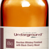 Cleveland Underground Black Cherry Finished Bourbon Whiskey (750mL)