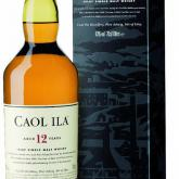 Caol Ila 12 Year Old Islay Single Malt (750mL)