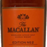 The Macallan Edition No.2 (750mL)