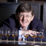 Ian Buxton, World Renowned Whisky Authority