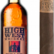 The Indulgence of Uncle Knucklehead #12: Kentucky Fire Cured Hogs Tooth & High West Double Rye