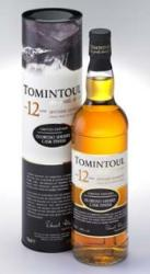 Tomintoul 12 year old Oloroso Cask Finish
